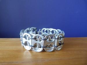 coke tab bracelet